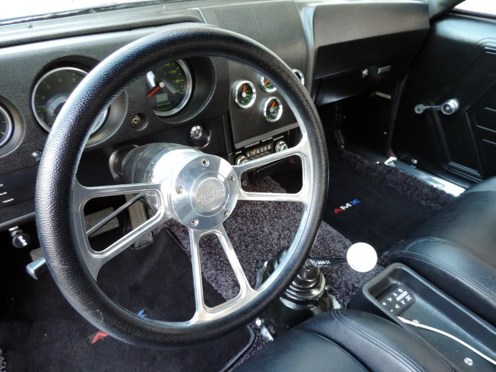 medium resolution of used 1968 american motors amx custom coupe