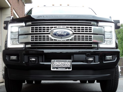 small resolution of used 2018 ford f 350 super duty platinum