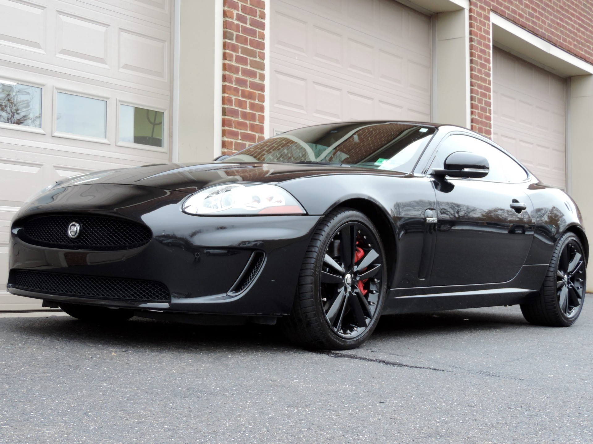 hight resolution of used 2011 jaguar xk xkr coupe