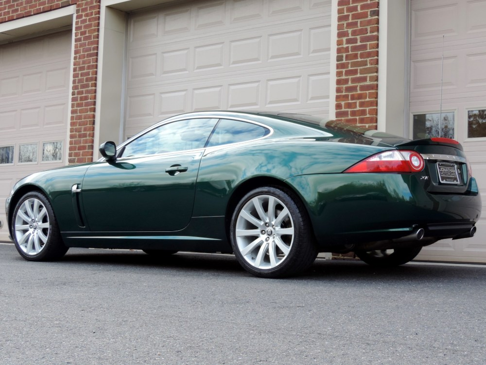 medium resolution of used 2007 jaguar xk series xk coupe