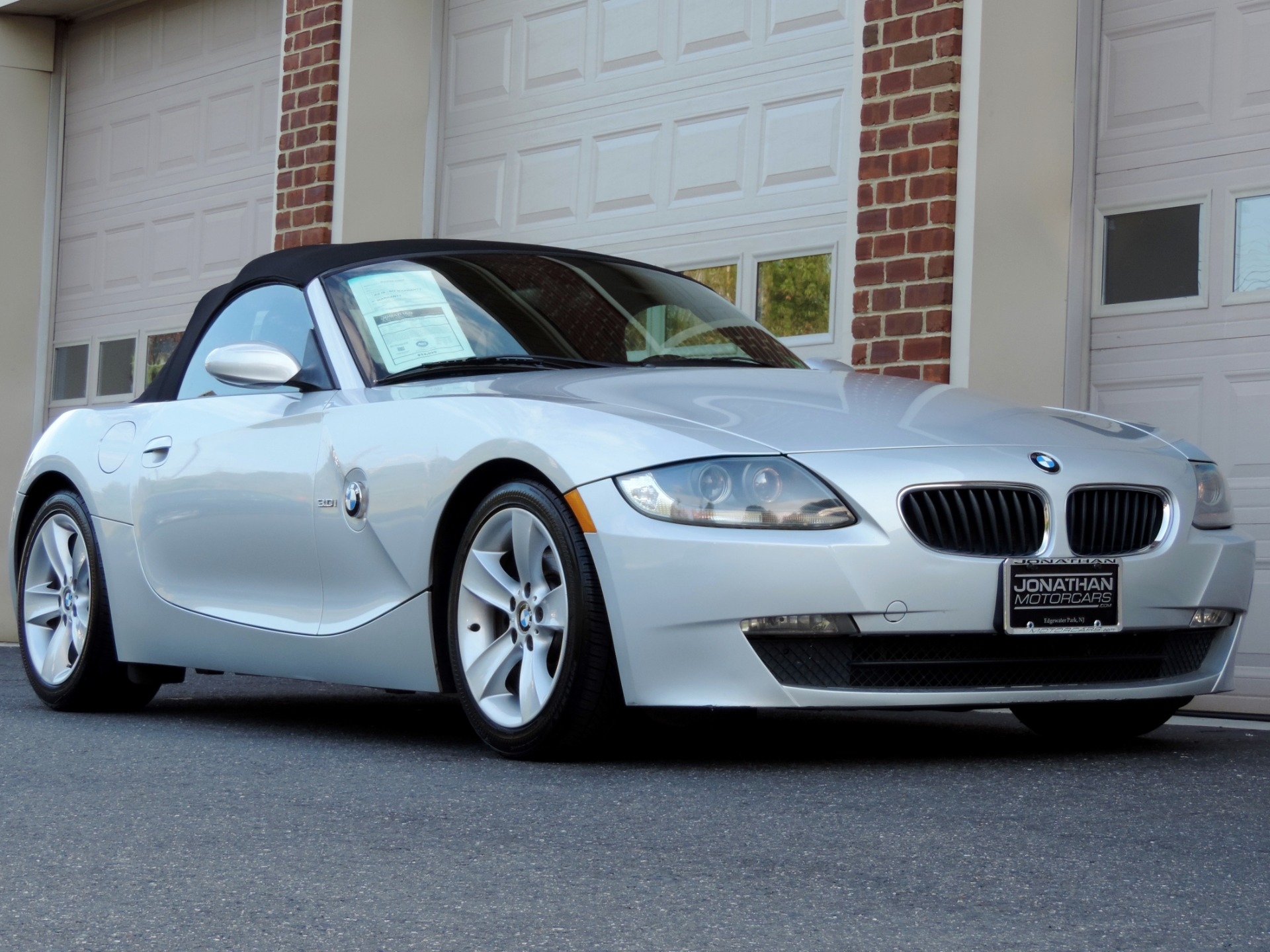 hight resolution of used 2006 bmw z4 roadster 30i
