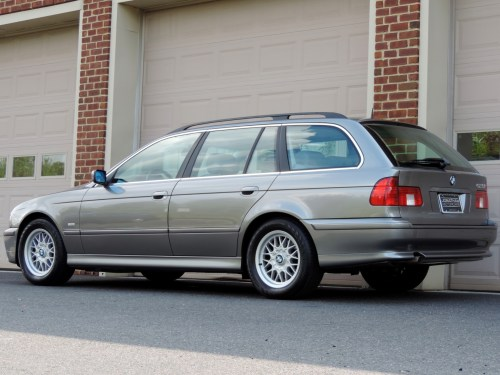small resolution of used 2002 bmw 5 series sport wagon 525i
