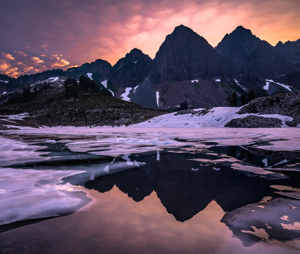 North Cascades Sunrise