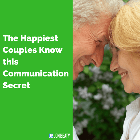 The Happiest Couples Know this Communication Secret