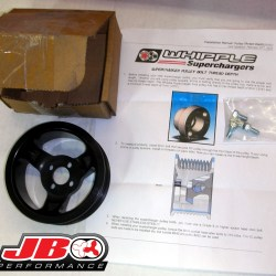 supercharger pulley