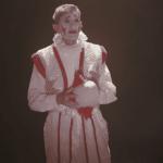 Barry as Grimaldi