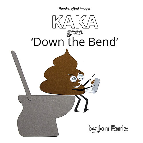 Kaka Goes Down the Bend Cover