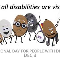 International Day for People with Disabilities
