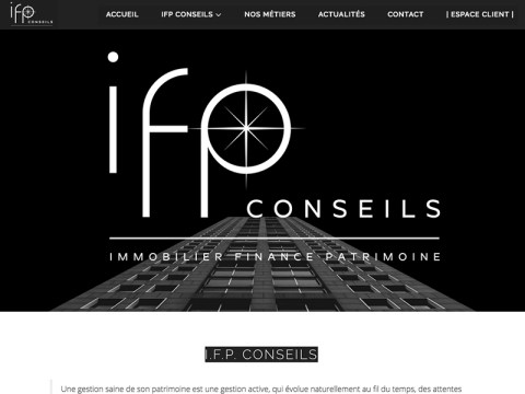 Agence-Jones-and-co-marseille-realisations-site-internet-IFP-conseils