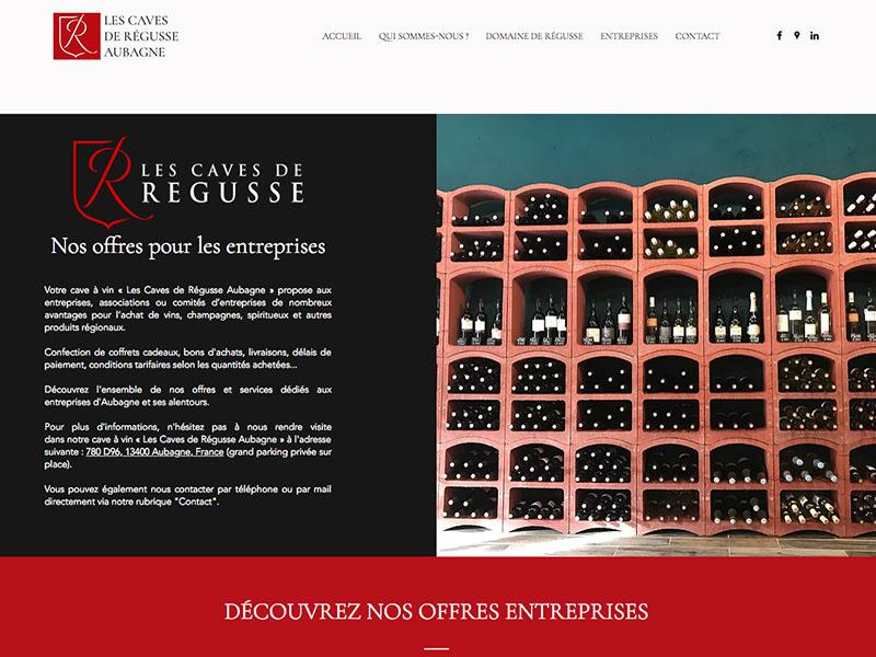 Jones-and-co-agence-communication-realisations-site-internet-cave-a-vin-aubagne-domaine-regusse-4