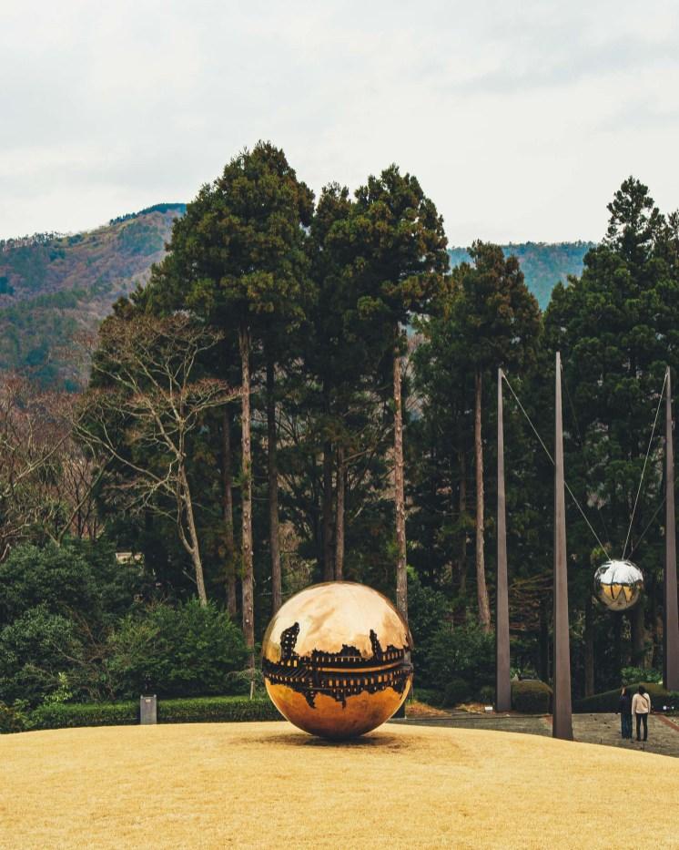 hakone, japan art