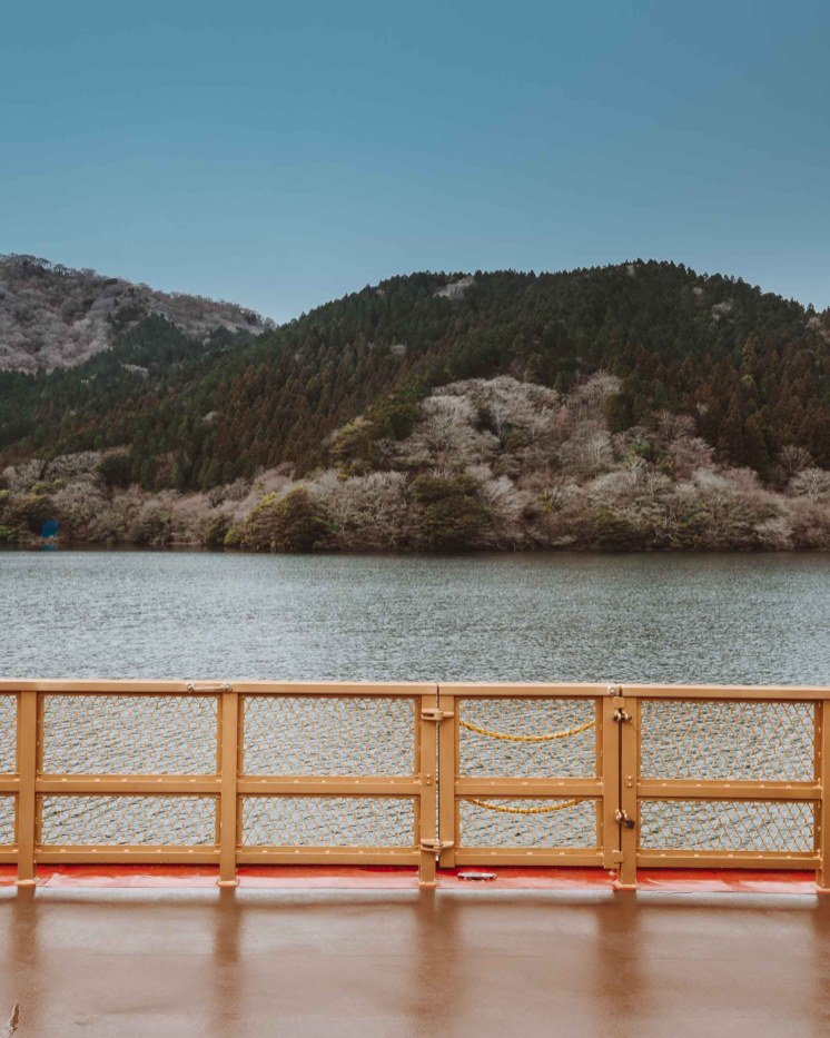 things to do in hakone, japan