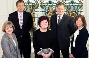 Harrogate Team - Jones Myers Family Law