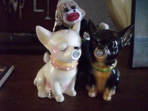 New to Dog Blogging - and singing chihuahuas