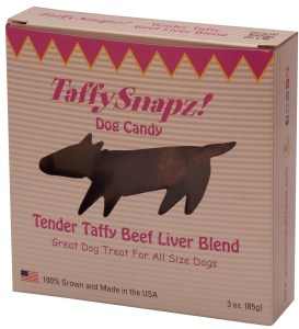 Dog candy taffy snapz