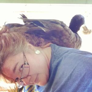 I'm a duck carrier