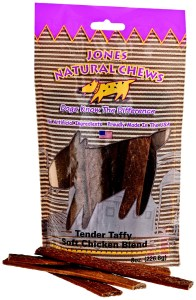 Giveaway! All natural Chicken Blend Tender Taffy