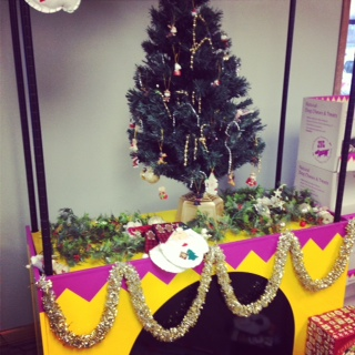 The Jones Christmas tree