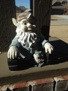 Jerry the gnome