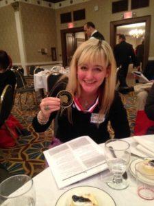 Jen Reeder, DWAA Banquet, Maxwell winner