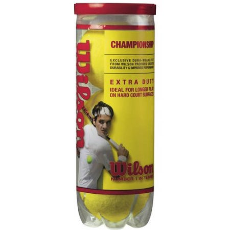 Tennis Balls from WalMart for Father's Day
