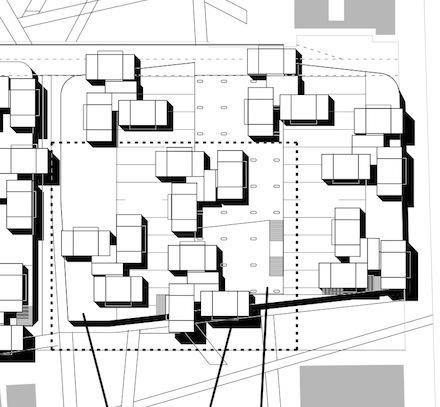 Aomori Northern City Housing / JONES,PARTNERS;ARCHITECTURE