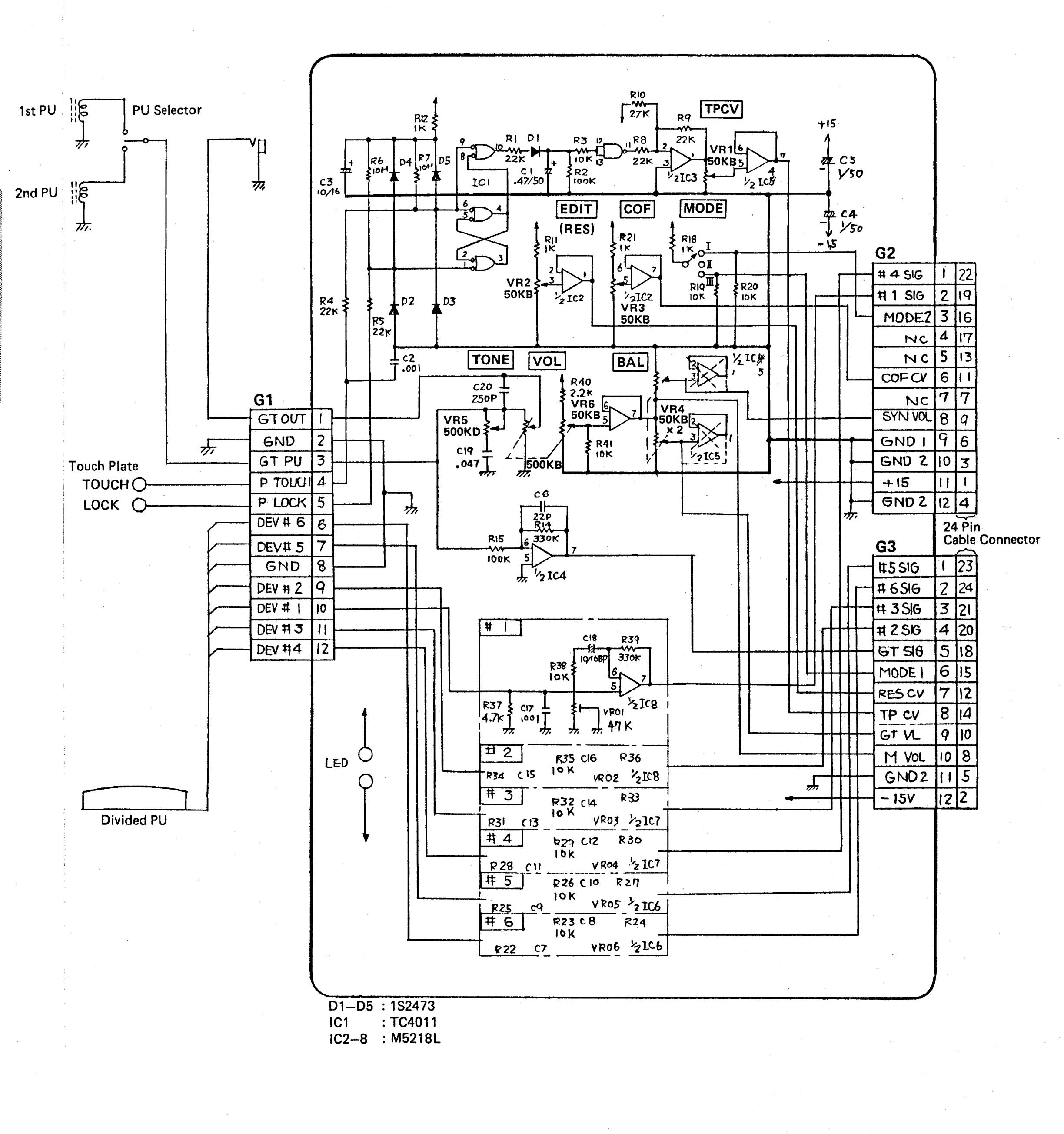 Guitar Wiring Diagrams