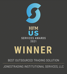 US Services Award Winner 2021