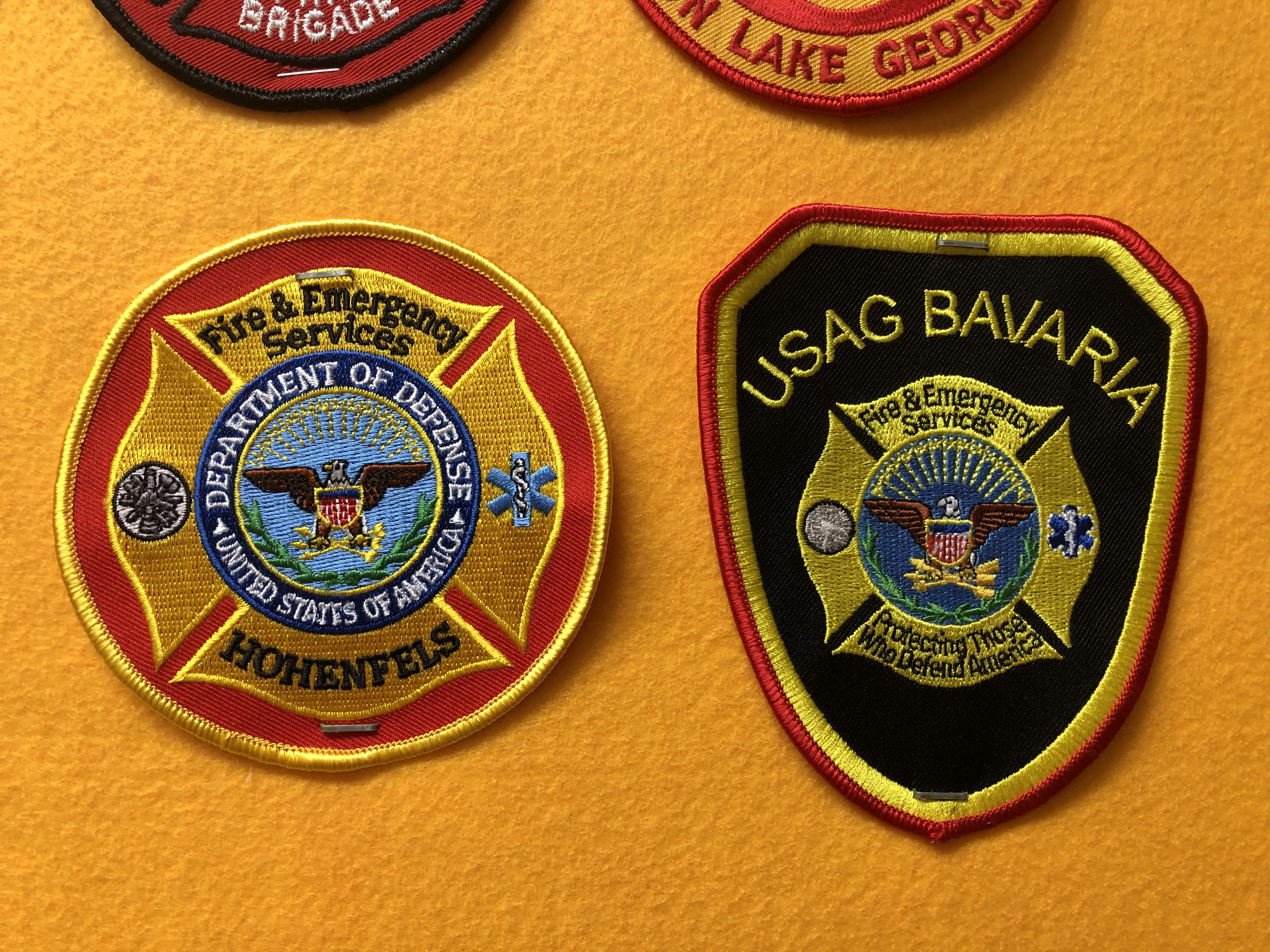 Patch Collection Board