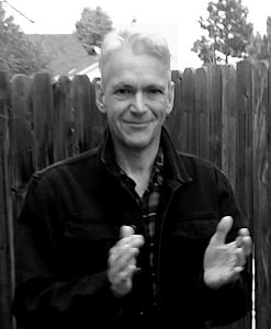 Photograph of composer Jon Forshee