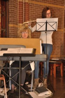 Muziek vormselviering Dordrecht