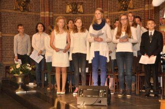 Zingen vormselviering Dordrecht