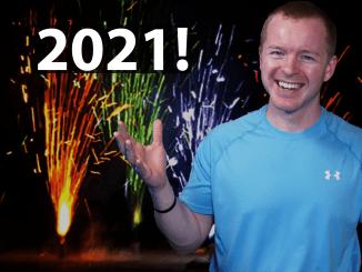 Goodbye 2020, Hello 2021!