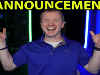 HUGE Announcement