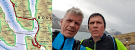 Klaksvík - Kunoy 30 km