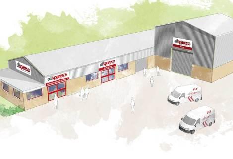 New Depot Visualised