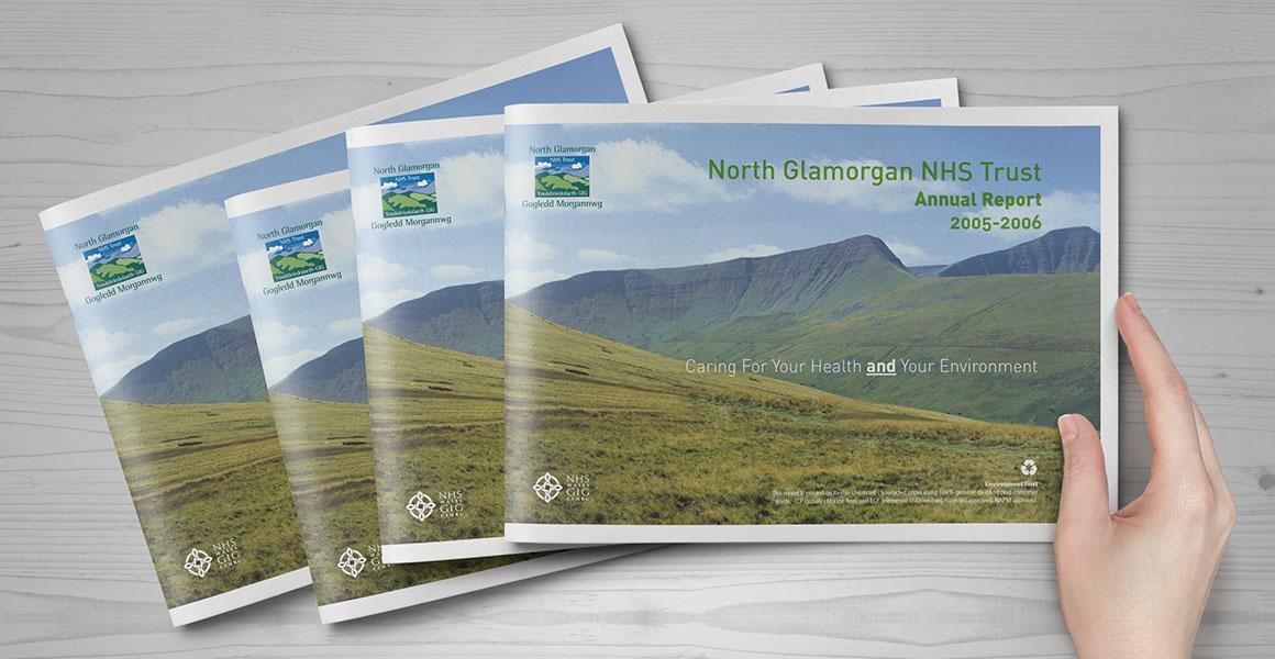 North Glamorgan NHS Trust Annual Report