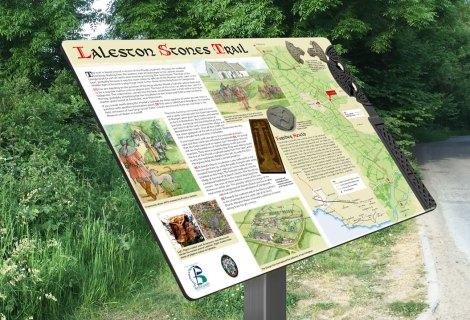 Laleston Stones Trail