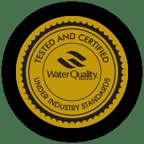 Certyfikat jakoci wody