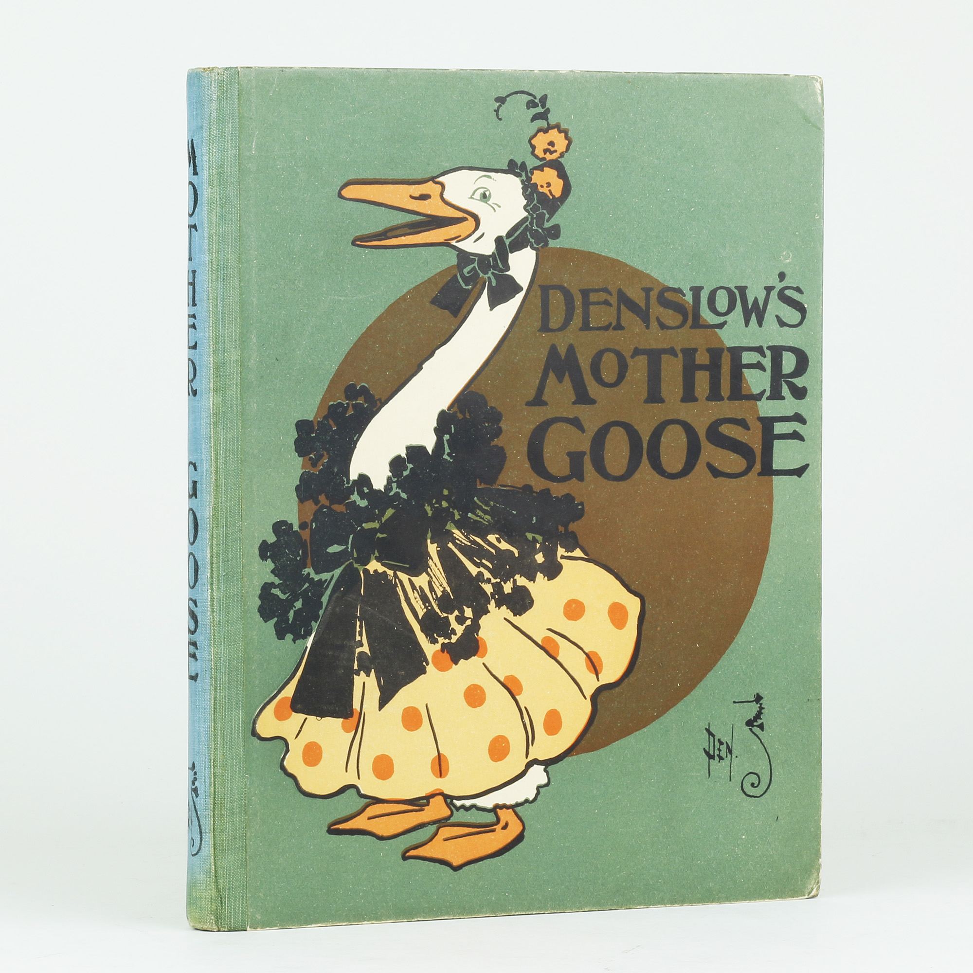 Denslow' Mother Goose Denslow . - Jonkers Rare Books