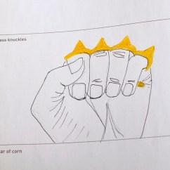 Brass Knuckles Diagram 2001 Isuzu Npr Radio Wiring 642 Things To Draw