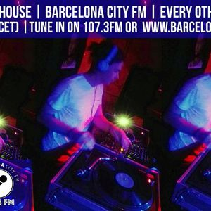 Jonny Loves House Live on Barcelona City FM Sat 16th Dec 2017