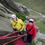 Intro to multi pitch climbing