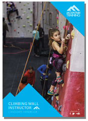 Climbing wall instructor