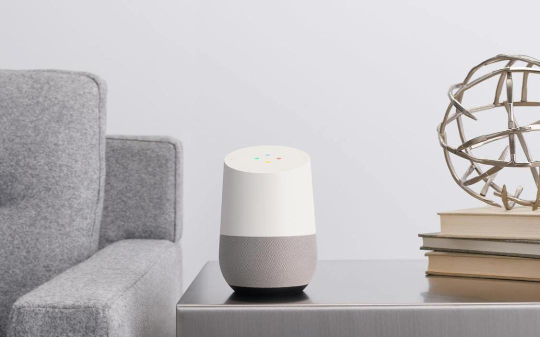 Google Home: An Insight Into a 4-Year-Old's Mind