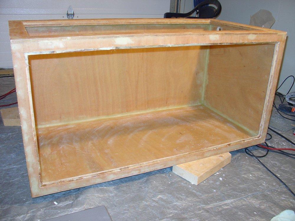 Fiberglass Resin Wood Sealer