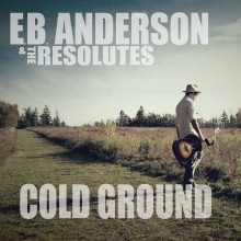 E.B. Anderson & The Resolutes w/ Jon Raven @ The Commune