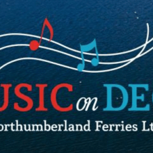 Music on Deck – PEI Ferry – July 14, 2017