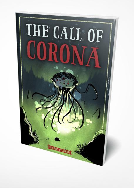 Book bog horror corona covid-19 virus call of corona Cthulhu
