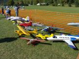 electric model airplanes